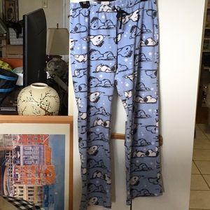 Snoopy sleep pants